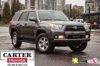 Used 2013 Toyota 4Runner SR5 V6 + NAVI + LEATHER + 7 PASSENGER! for sale in Vancouver, BC