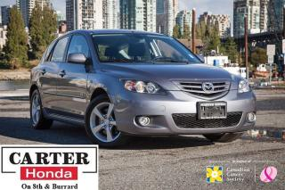 Used 2004 Mazda MAZDA3 Sport GS + HATCH + AUTO + ALLOYS! for sale in Vancouver, BC
