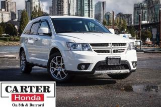 Used 2013 Dodge Journey R/T Rallye + LEATHER + AWD + 7 SEATS + NAVI! for sale in Vancouver, BC