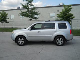 Used 2010 Honda Pilot Touring, DVD, Navigations, Leather, Sunroof, 3 yea for sale in North York, ON