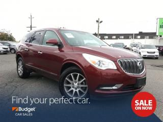 Used 2016 Buick Enclave Leather for sale in Vancouver, BC