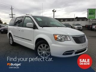 Used 2016 Chrysler Town & Country Touring Edition, Stow Seating, Bluetooth for sale in Vancouver, BC