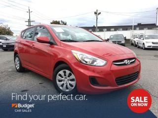 Used 2016 Hyundai Accent Fuel Efficient, Reliable, Low Kms for sale in Vancouver, BC