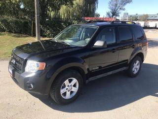 Used 2009 Ford Escape HYBRID for sale in Brampton, ON