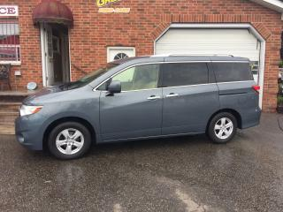 Used 2012 Nissan Quest SV for sale in Bowmanville, ON