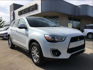 Used 2015 Mitsubishi RVR 4WD SE for sale in London, ON
