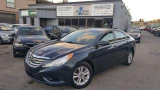 Used 2012 Hyundai Sonata GL for sale in Etobicoke, ON