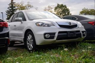 Used 2012 Acura RDX Tech Pkg 5sp at for sale in Thornhill, ON