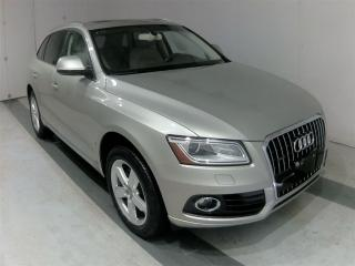 Used 2013 Audi Q5 2.0T Premium Plus 19' RIMS for sale in Etobicoke, ON