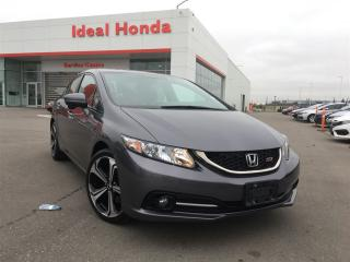 Used 2015 Honda Civic SEDAN Si for sale in Mississauga, ON