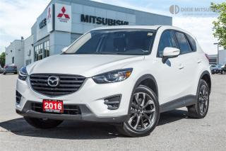 Used 2016 Mazda CX-5 GT | AWD | BLIS | STARTER | CLEAN CARPROOF for sale in Mississauga, ON