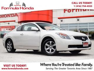 Used 2009 Nissan Altima PRISTINE CONDITION | HEATED SEATS | LOW KM! for sale in Scarborough, ON