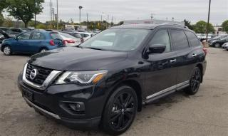Used 2017 Nissan Pathfinder Platinum UNIQUE Midnight Edition DEMO|BLACK RIMS| for sale in Scarborough, ON