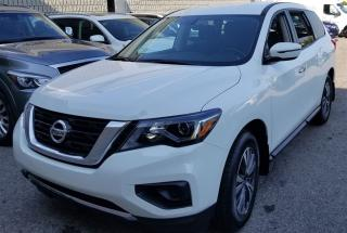 Used 2017 Nissan Pathfinder S DEMO|REARVIEW CAMERA|BLUETHOOTH|NOT A RENTAL| for sale in Scarborough, ON
