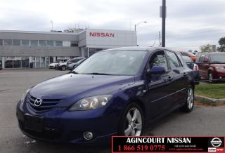 Used 2006 Mazda MAZDA3 Sport GS |AS-IS SUPER SAVER| for sale in Scarborough, ON