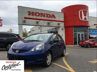 Used 2014 Honda Fit DX-A. very low mileage for sale in Scarborough, ON