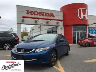 Used 2014 Honda Civic Sedan EX, only 20,000 kms. for sale in Scarborough, ON