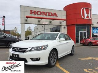 Used 2014 Honda Accord Sedan Sport,  SOLD for sale in Scarborough, ON