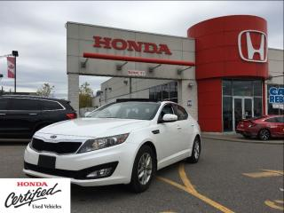 Used 2012 Kia Optima LX, SOLD for sale in Scarborough, ON