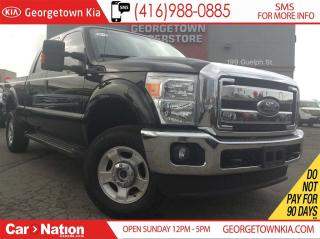 Used 2015 Ford F-250 DIESEL| NAVI| LEATHER | CREW CAB| 4X4 for sale in Georgetown, ON