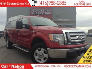 Used 2012 Ford F-150 XLT | REG CAB | 4X4 | 5.0L V8 | CAP | for sale in Georgetown, ON