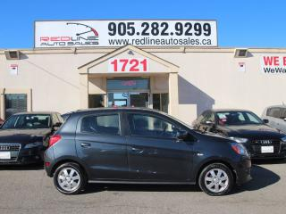 Used 2014 Mitsubishi Mirage ES, Alloys, WE APPROVE ALL CREDIT for sale in Mississauga, ON
