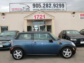 Used 2009 MINI Cooper Pano Roof, Leather, WE APPROVE ALL CREDIT for sale in Mississauga, ON