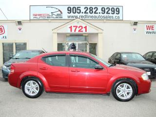Used 2010 Dodge Avenger SXT, Alloys, WE APPROVE ALL CREDIT for sale in Mississauga, ON