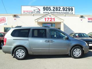 Used 2011 Kia Sedona LX, WE APPROVE ALL CREDIT for sale in Mississauga, ON