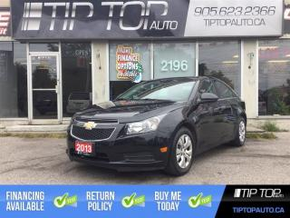 Used 2013 Chevrolet Cruze LT Turbo ** Bluetooth, Backup Cam, Remote Start ** for sale in Bowmanville, ON