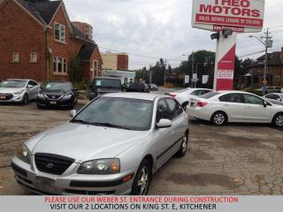 Used 2004 Hyundai Elantra GT | YOU CERTIFY, YOU SAVE for sale in Kitchener, ON