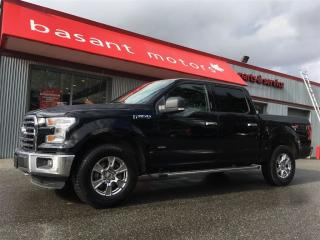 Used 2016 Ford F-150 XLT for sale in Surrey, BC