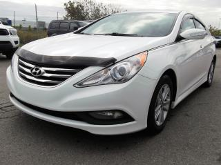 Used 2014 Hyundai Sonata GLS $110.68 BI WEEKLY! $0 DOWN! CERTIFIED! for sale in Bolton, ON
