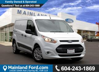Used 2017 Ford Transit Connect XLT LOW KMS, LOCAL, NO ACCIDENTS for sale in Surrey, BC
