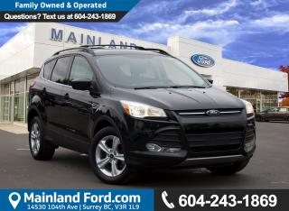 Used 2013 Ford Escape SE LOW KMS for sale in Surrey, BC