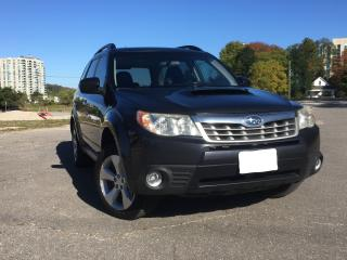 Used 2011 Subaru Forester XT for sale in Barrie, ON