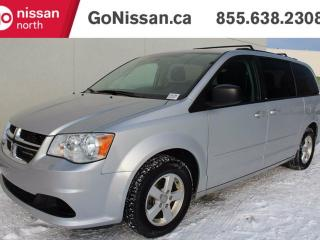 Used 2011 Dodge Grand Caravan SXT - DVD, POWER SLIDING DOORS, NAVIGATION for sale in Edmonton, AB
