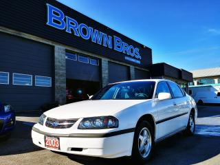 Used 2003 Chevrolet Impala LT for sale in Surrey, BC