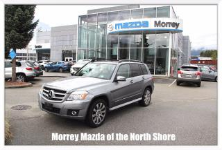Used 2010 Mercedes-Benz GLK350 4Matic for sale in Surrey, BC