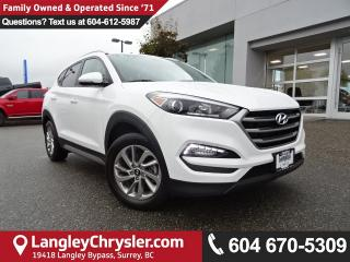 Used 2017 Hyundai Tucson *ACCIDENT FREE * LOCAL BC CAR * for sale in Surrey, BC