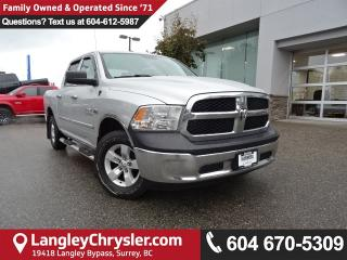 Used 2013 Dodge Ram 1500 ST *ACCIDENT FREE*ONE OWNER*LOCAL BC TRUCK* for sale in Surrey, BC