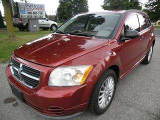 Used 2008 Dodge Caliber SXT for sale in Ajax, ON