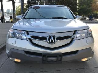 Used 2008 Acura MDX SH AWD,NAV,BACK UP CAMERA,DVD,NO ACCIDENT for sale in Vancouver, BC
