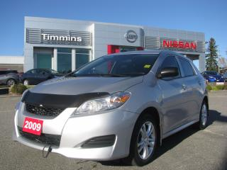 Used 2009 Toyota Matrix cloth for sale in Timmins, ON