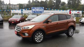 Used 2017 Ford Escape TITANIUM AWD POWER TOUCHLESS LIFTGATE for sale in Abbotsford, BC