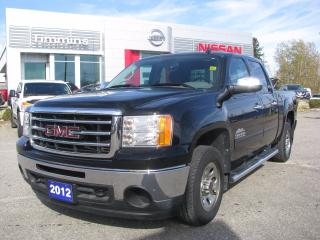 Used 2012 GMC Sierra 1500 SL NEVADA EDITION for sale in Timmins, ON