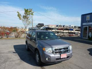 Used 2008 Ford Escape XLT,4WD, for sale in Kitchener, ON