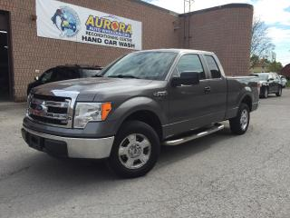 Used 2013 Ford F-150 XLT - SUPER CAB - TONNEAU COVER - BLUETOOTH for sale in Aurora, ON