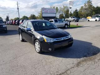 Used 2009 Ford Focus SEL for sale in Komoka, ON