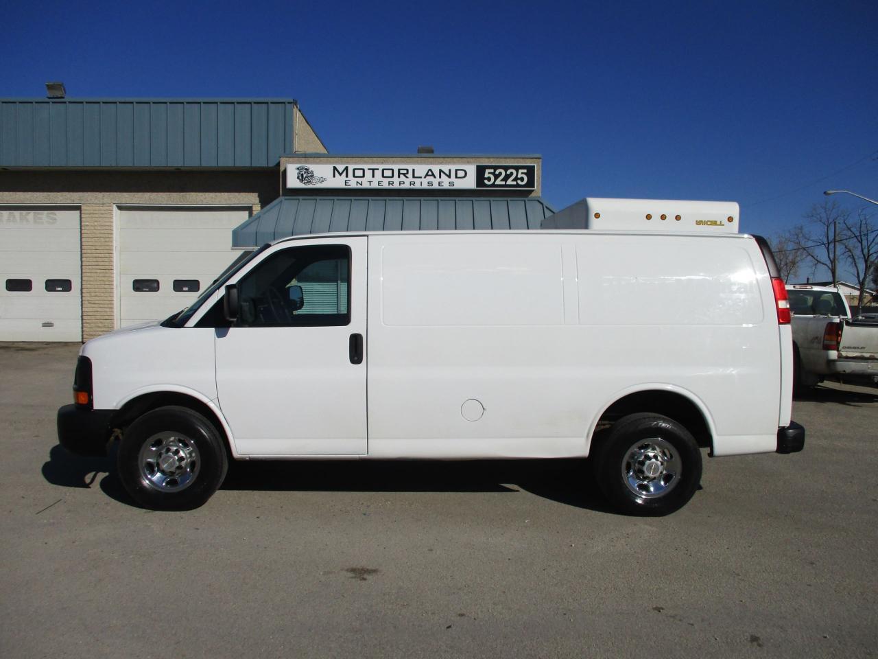 2012 Chevrolet Express 2500